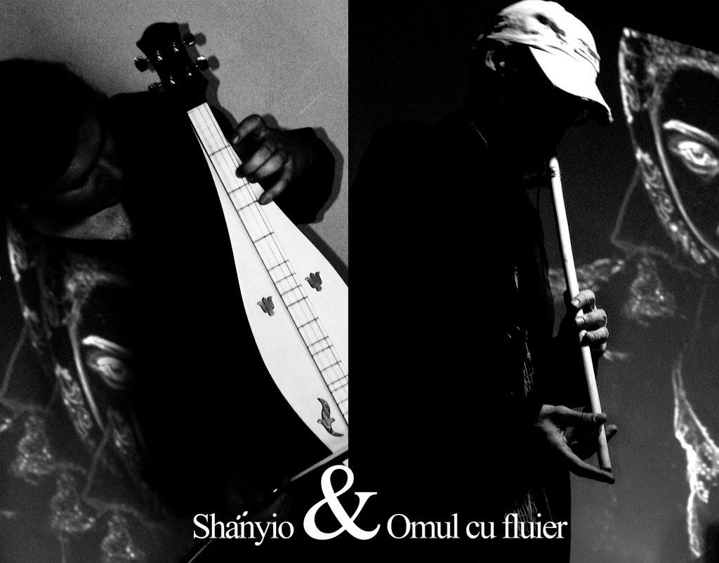 Shanyio & Omul cu fluier
